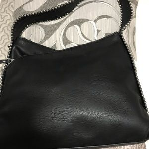 INC handbag black